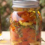 クイック&ヘルシー料理:オリーブオイルで保存食