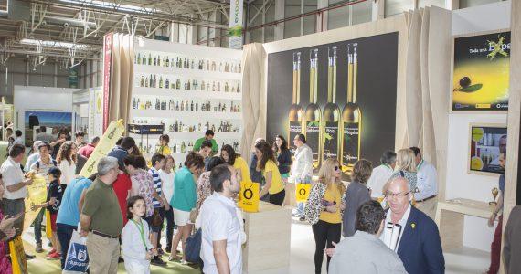 EXPOLIVA2015(ハエン市)にスペイン産オリーブオイルが出展