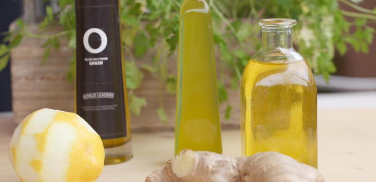 【フレーバーオイル】お好みで作ろう!香り付きオリーブオイル