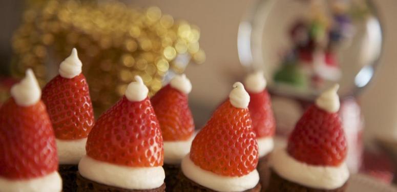 【クリスマススイーツ】オリーブオイルでクリスマスのスイーツを