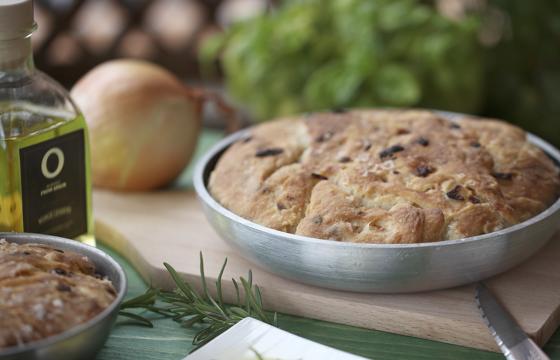 オリーブオイルでパンを作ろう!絶品オリーブオイルパンのレシピ