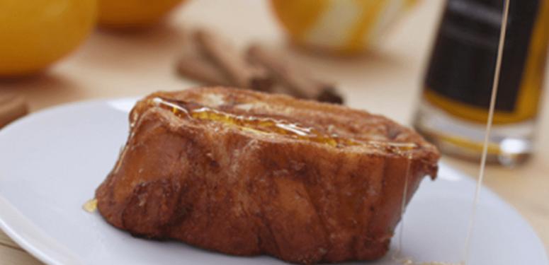 【トリハス】スペイン風フレンチトーストを作ってみよう!