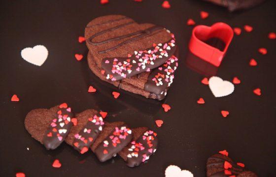 チョコレート入り!オリーブオイルクッキーのレシピ