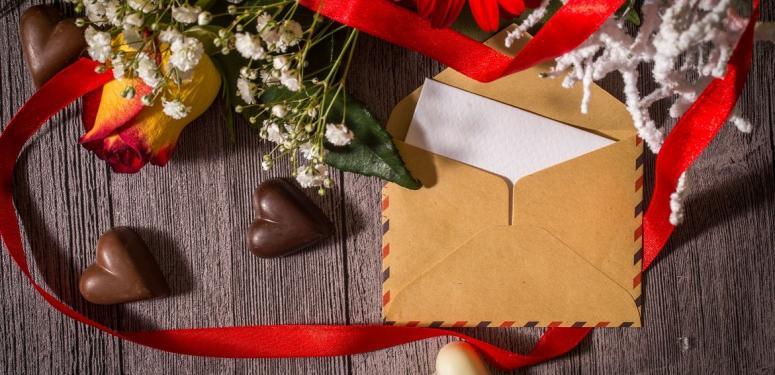 バレンタインデーにぴったりのチョコレート