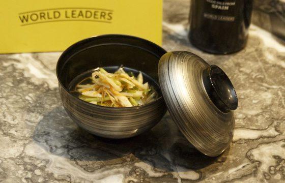 【沢煮椀レシピ】美味しい沢煮椀をオリーブオイルで作ろう!